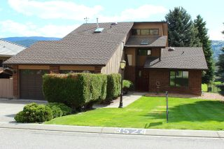 Main Photo: 3524 Navatanee Drive in Kamloops: South Thompson Valley House for sale