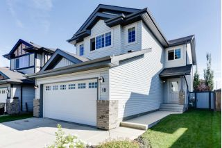 Main Photo: 18 Spring Grove Crescent W: Spruce Grove House for sale : MLS®# E4110704