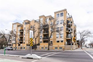 Main Photo: 207 10606 102 Avenue in Edmonton: Zone 12 Condo for sale : MLS®# E4111145
