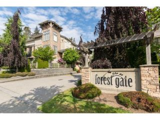 "Main Photo: 35 5839 PANORAMA Drive in Surrey: Sullivan Station Townhouse for sale in ""Forest Gate"" : MLS®# R2270303"