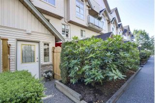 Main Photo: 8 2378 RINDALL Avenue in Port Coquitlam: Central Pt Coquitlam Townhouse for sale : MLS®# R2281881