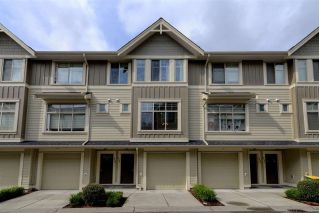 "Main Photo: 113 19525 73 Avenue in Surrey: Clayton Townhouse for sale in ""UPTOWN"" (Cloverdale)  : MLS®# R2306702"