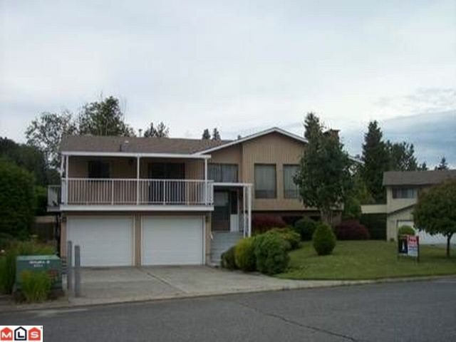 Main Photo: 32847 CAPILANO Place in Abbotsford: Central Abbotsford House for sale : MLS® # F1117897