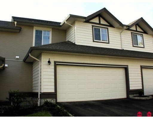 "Main Photo: 74 4401 BLAUSON BLVD in ABBOTSFORD: Abbotsford East Townhouse for rent in ""SAGE"" (Abbotsford)"