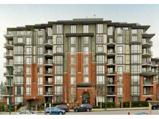 "Main Photo: 708 1551 FOSTER Street: White Rock Condo for sale in ""Sussex House"" (South Surrey White Rock)  : MLS® # F1325408"