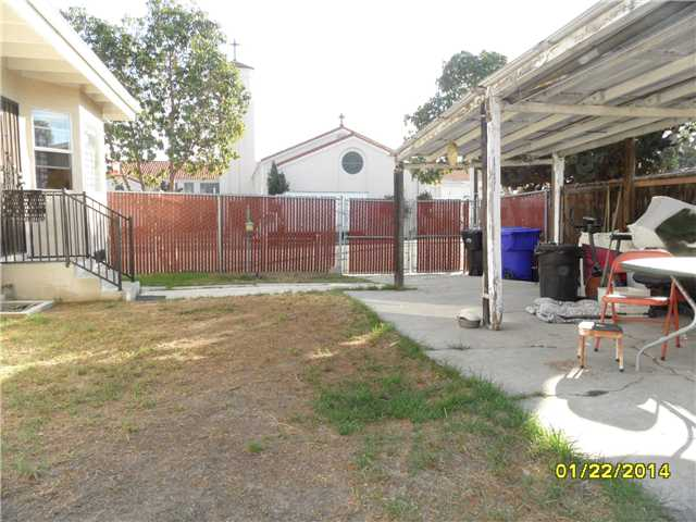 Photo 4: NORMAL HEIGHTS House for sale : 3 bedrooms : 4404 33rd Street in San Diego