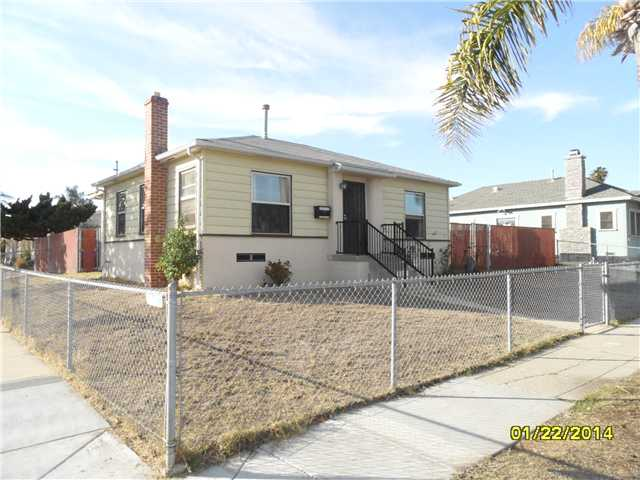 Main Photo: NORMAL HEIGHTS House for sale : 3 bedrooms : 4404 33rd Street in San Diego