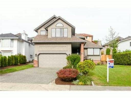 Photo 2: 2985 CHRISTINA Place in Coquitlam: Coquitlam East House for sale : MLS® # V1069443