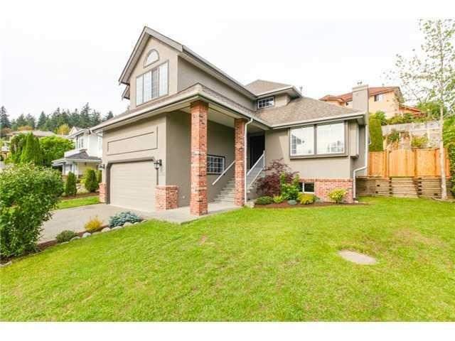 Main Photo: 2985 CHRISTINA Place in Coquitlam: Coquitlam East House for sale : MLS®# V1069443