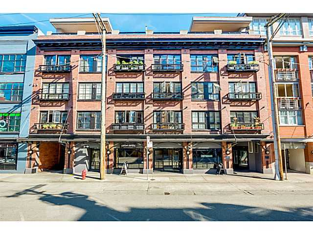 "Main Photo: 402 1066 HAMILTON Street in Vancouver: Yaletown Condo for sale in ""The New Yorker"" (Vancouver West)  : MLS® # V1094400"