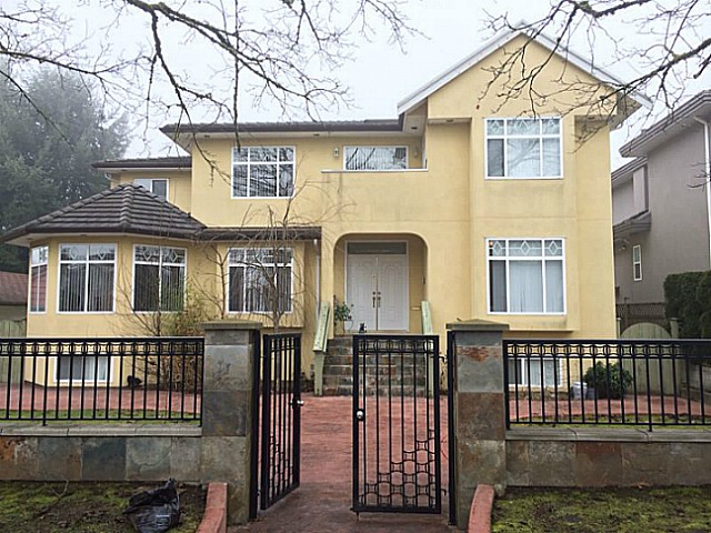 Main Photo: 6549 NAPIER Street in Burnaby: Sperling-Duthie House for sale (Burnaby North)  : MLS® # V1103248