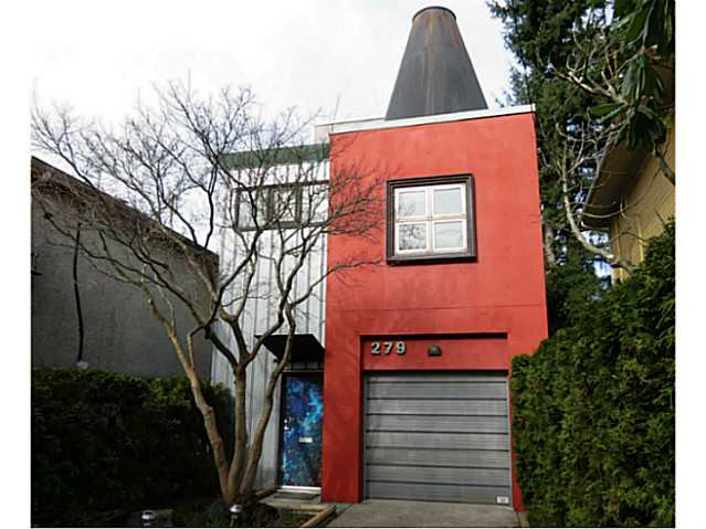 Main Photo: 279 E 26TH Avenue in Vancouver: Main House for sale (Vancouver East)  : MLS®# V1106657