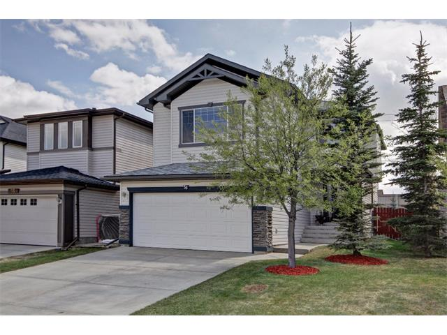 Main Photo: 51 CHAPMAN Circle SE in Calgary: Chaparral House for sale : MLS® # C4011695