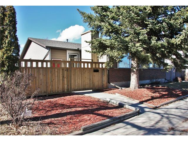 Main Photo: 83 DEERVIEW Way SE in Calgary: Deer Ridge House for sale : MLS® # C4053590