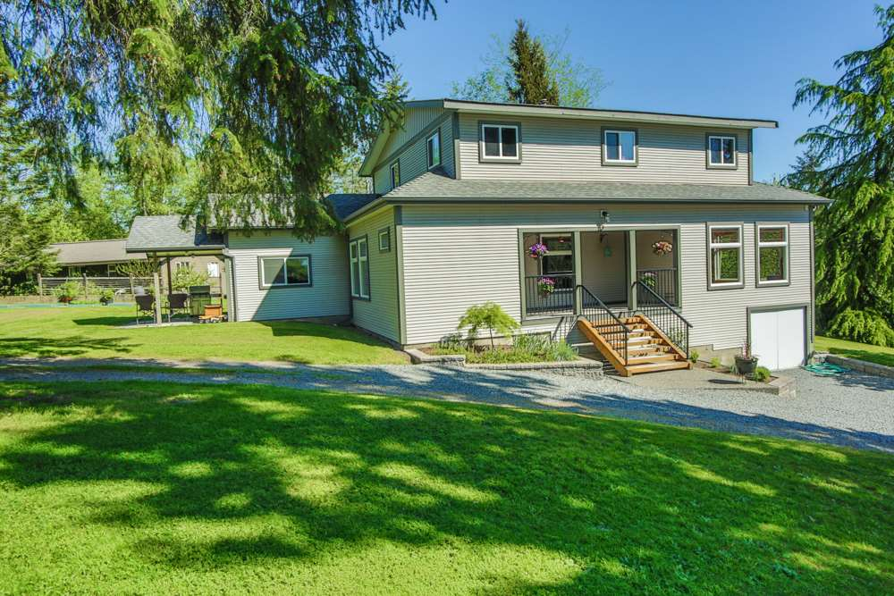 Main Photo: 10149 272ND Street in Maple Ridge: Thornhill MR House for sale : MLS® # R2060522