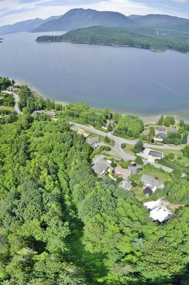 Photo 4: Photos: LOT 55 N GALE AVENUE in Sechelt: Sechelt District Land Commercial for sale (Sunshine Coast)  : MLS® # C8005920