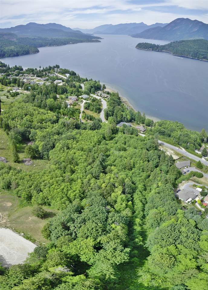 Photo 1: Photos: LOT 55 N GALE AVENUE in Sechelt: Sechelt District Land Commercial for sale (Sunshine Coast)  : MLS® # C8005920