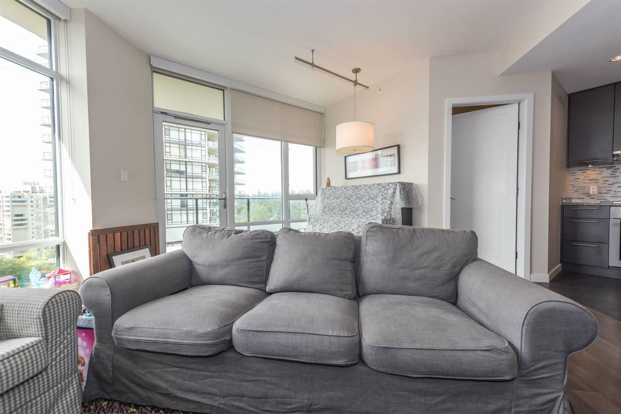 "Photo 12: 1404 6168 WILSON Avenue in Burnaby: Metrotown Condo for sale in ""JEWEL II"" (Burnaby South)  : MLS(r) # R2075707"