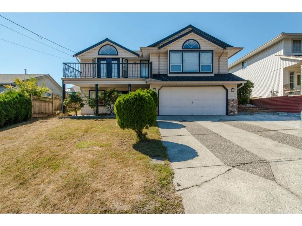 Main Photo: 3075 TOWNLINE Road in Abbotsford: Abbotsford West House for sale : MLS®# R2103284