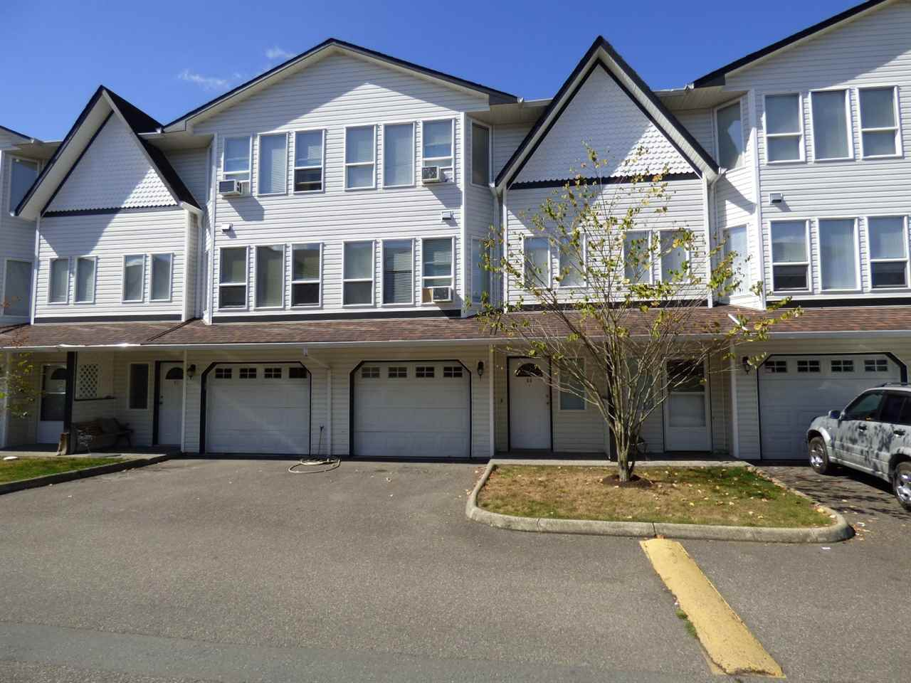 Main Photo: 44 45286 WATSON Road in Sardis: Vedder S Watson-Promontory Townhouse for sale : MLS® # R2106986