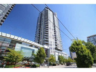 "Main Photo: 301 1155 SEYMOUR Street in Vancouver: Downtown VW Condo for sale in ""BRAVA"" (Vancouver West)  : MLS® # R2117217"