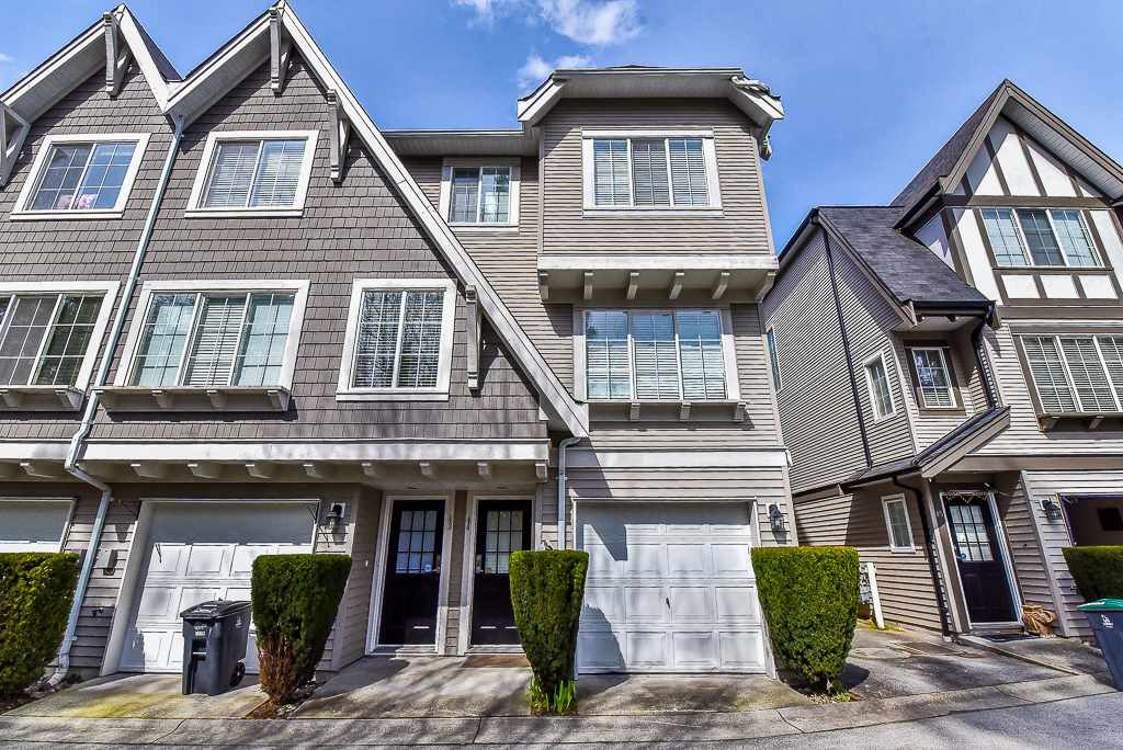 "Main Photo: 44 12778 66 Avenue in Surrey: West Newton Townhouse for sale in ""Hathaway Village"" : MLS®# R2153687"