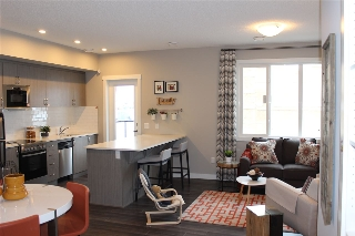 Main Photo: 46 446 Allard Boulevard in Edmonton: Zone 55 Townhouse for sale : MLS(r) # E4059493