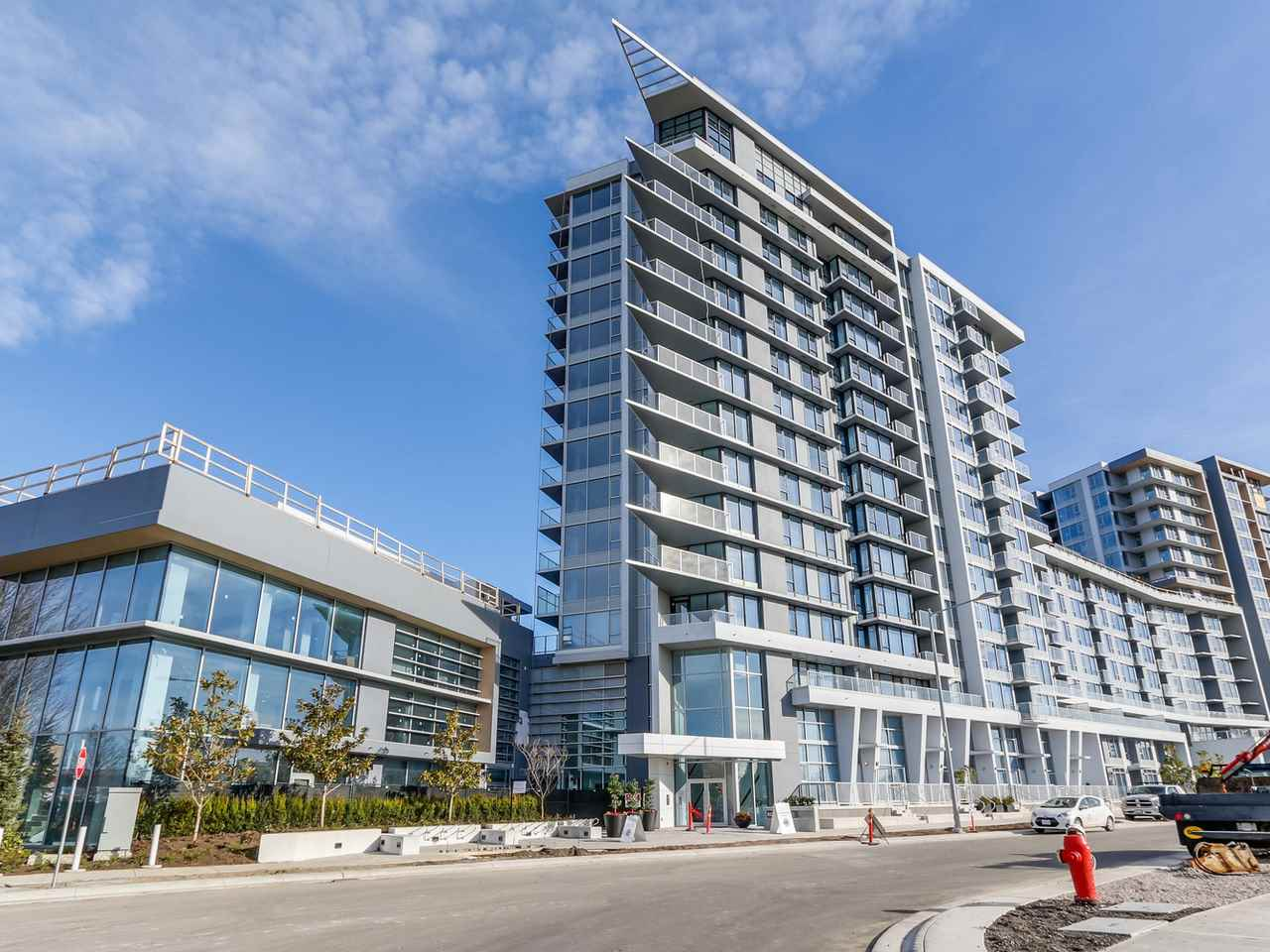 Main Photo: A606 8333 SWEET AVENUE in Richmond: West Cambie Condo for sale : MLS®# R2141329
