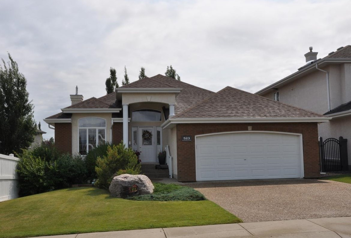 Main Photo: 523 Lougheed Court in Edmonton: Zone 14 House for sale : MLS® # E4074106