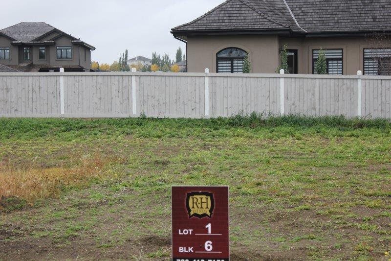 Main Photo: 36 Kingsmeade Cr: St. Albert Vacant Lot for sale : MLS® # E4076943