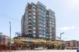 "Main Photo: 202 720 CARNARVON Street in New Westminster: Downtown NW Condo for sale in ""CARNARVON TOWERS"" : MLS® # R2214563"
