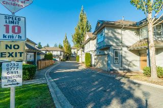 Main Photo: 14 6777 LIVINGSTONE Place in Richmond: Granville Townhouse for sale : MLS® # R2214858