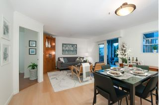 "Main Photo: 1 2110 MARINE Drive in West Vancouver: Dundarave Condo for sale in ""Lincoln Gardens"" : MLS® # R2227101"
