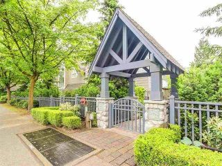 "Main Photo: 10 1015 LYNN VALLEY Road in North Vancouver: Lynn Valley Townhouse for sale in ""RIVER ROCK"" : MLS®# R2248502"