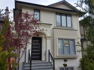 Main Photo: 1734 W 49TH Avenue in Vancouver: South Granville House for sale (Vancouver West)  : MLS®# R2249465