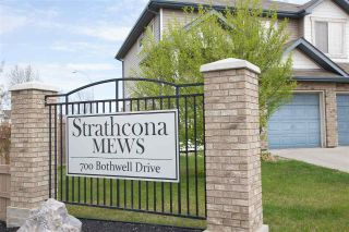 Main Photo: 2 700 Bothwell Drive: Sherwood Park House Half Duplex for sale : MLS®# E4110095