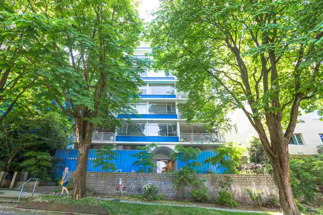"Main Photo: 801 1960 ROBSON Street in Vancouver: West End VW Condo for sale in ""LAGOON TERRACE"" (Vancouver West)  : MLS®# R2270838"