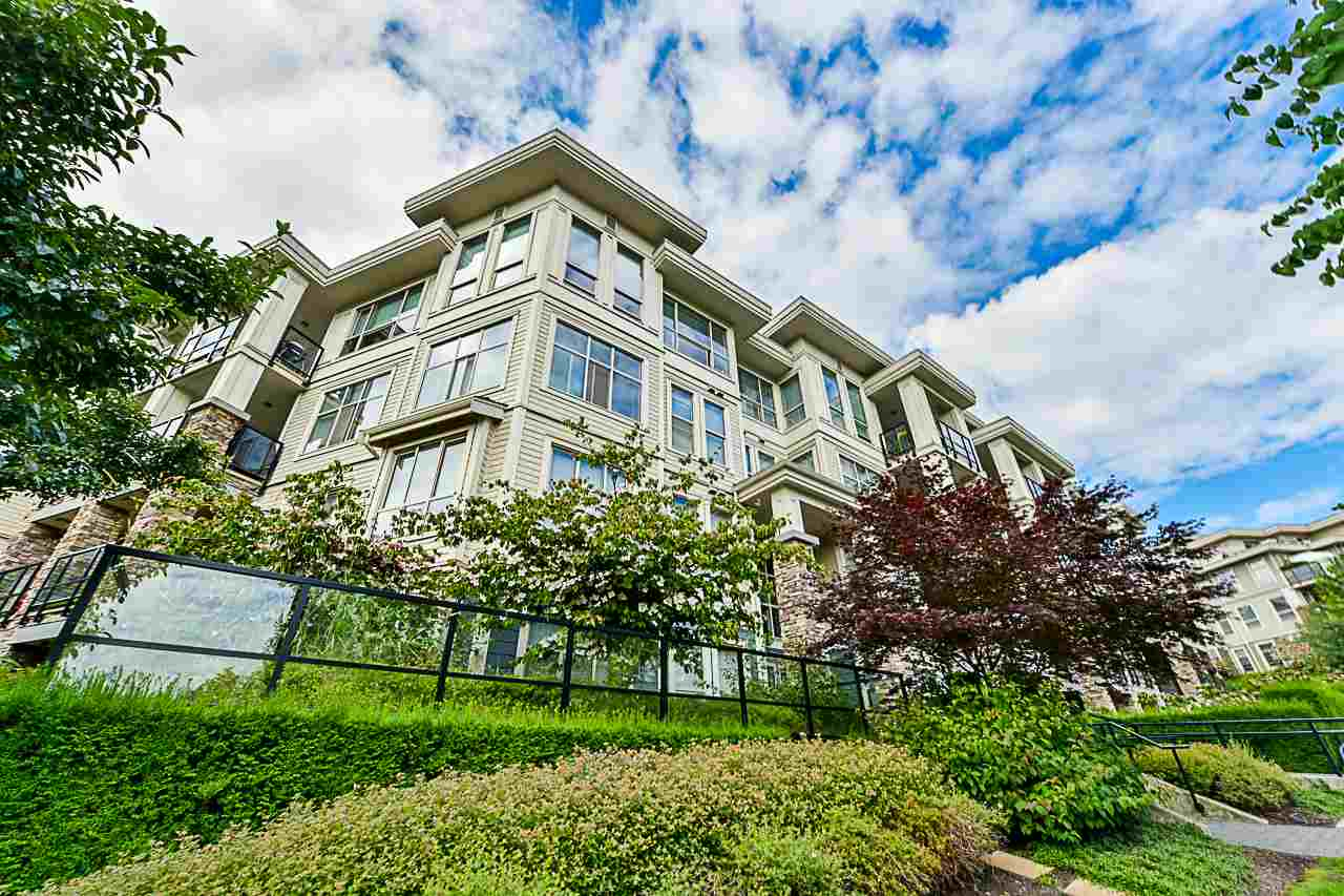 "Main Photo: 205 250 FRANCIS Way in New Westminster: Fraserview NW Condo for sale in ""THE GROVE"" : MLS®# R2284124"