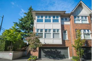 "Main Photo: 6522 ARBUTUS Street in Vancouver: S.W. Marine Townhouse for sale in ""BANNISTER MEWS"" (Vancouver West)  : MLS®# R2307311"