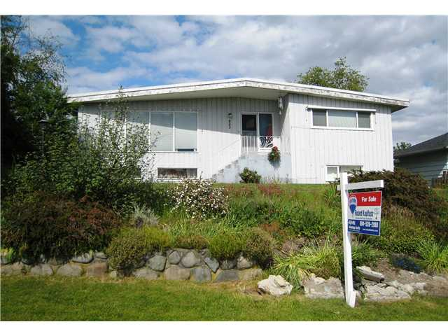 Main Photo: 823 CUMBERLAND ST in New Westminster: The Heights NW House for sale : MLS® # V953771