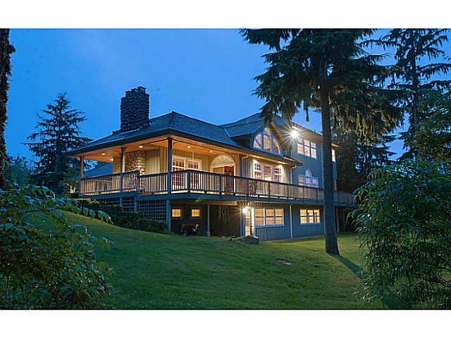 Photo 20: 1060 THOMSON RD: Anmore House for sale (Port Moody)  : MLS(r) # V1010190