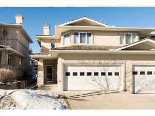Main Photo: 39 EDGERIDGE Terrace NW in CALGARY: Edgemont Townhouse for sale (Calgary)  : MLS(r) # C3602223