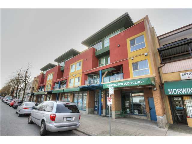 "Photo 18: 27 3477 COMMERCIAL Street in Vancouver: Victoria VE Townhouse for sale in ""LA VILLA"" (Vancouver East)  : MLS® # V1055324"