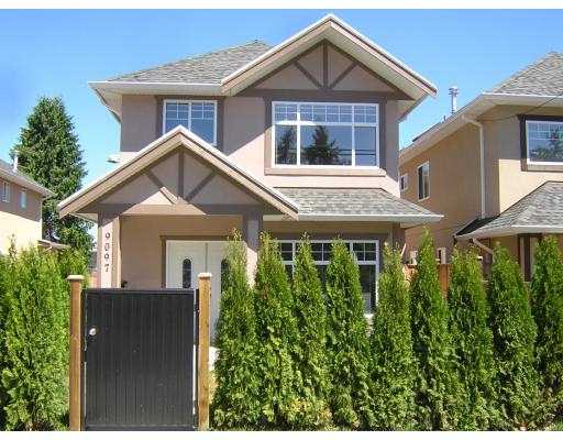 "Main Photo: 9097 STEVESTON HY in Richmond: South Arm House for sale in ""STEVESTON MEWS"" : MLS® # V599496"