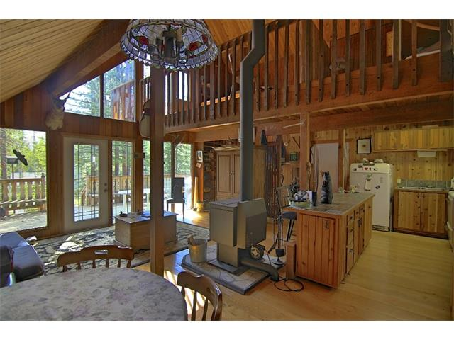 Photo 2: 6 Lakeshore Drive: Rural Kananaskis I.D. House for sale : MLS® # C4007940