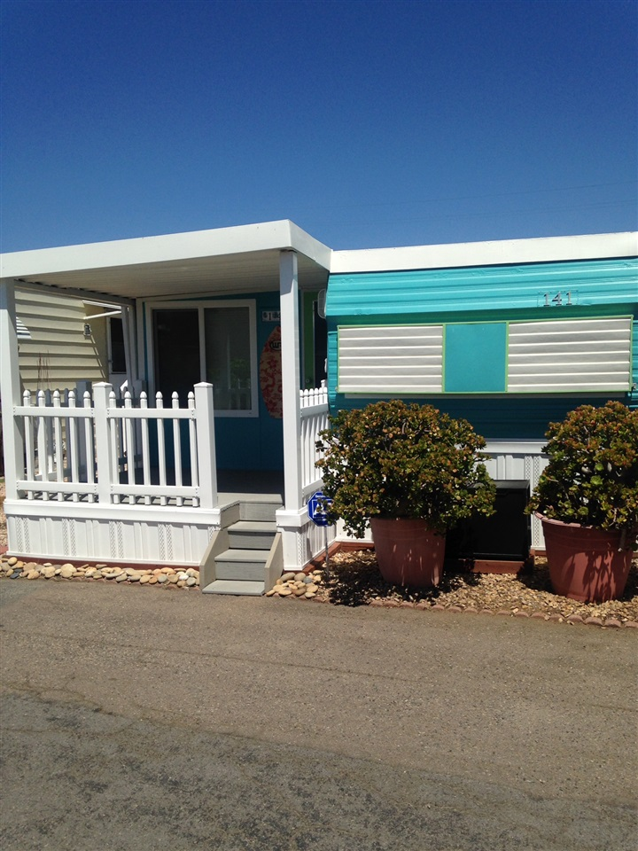 Main Photo: OCEANSIDE Manufactured Home for sale : 1 bedrooms : 900 N Cleveland #141