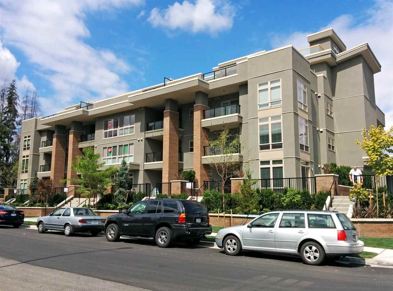 "Main Photo: 108 2349 WELCHER Avenue in Port Coquitlam: Central Pt Coquitlam Condo for sale in ""ALTURA"" : MLS® # R2007182"