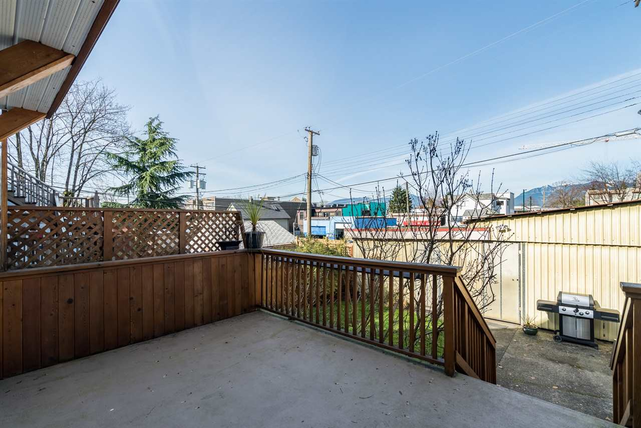 Photo 20: 543 E 10TH Avenue in Vancouver: Mount Pleasant VE House for sale (Vancouver East)  : MLS® # R2039986