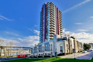 "Main Photo: 1501 125 COLUMBIA Street in New Westminster: Downtown NW Condo for sale in ""NORTHBANK"" : MLS®# R2049044"