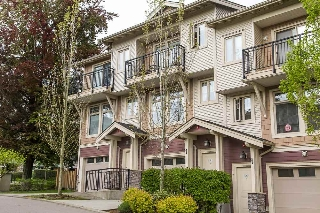 "Main Photo: 2 245 FRANCIS Way in New Westminster: Fraserview NW Townhouse for sale in ""GLENBOOK TOWNHOUSE"" : MLS(r) # R2060767"